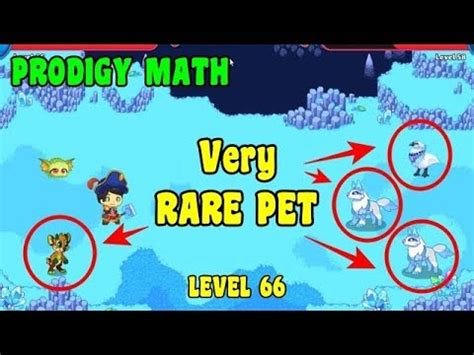 rare pet prodigy math game youtube