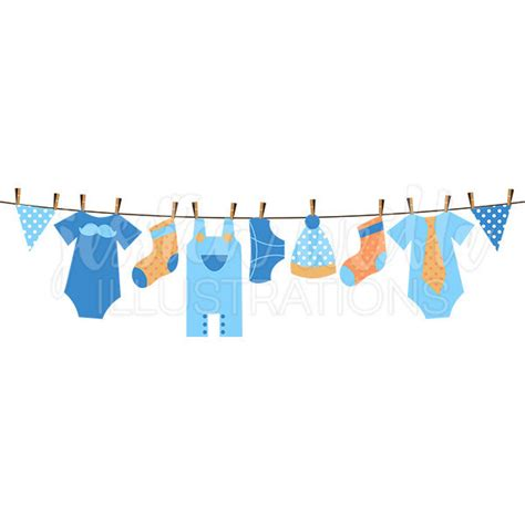 Lines Baby Bluemint By Amima baby clothesline clipart clipart collection baby clothes hanging on baby clothesline