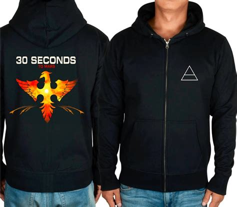Hoodie 30 Second To Cloth compare prices on mars jacket shopping buy low