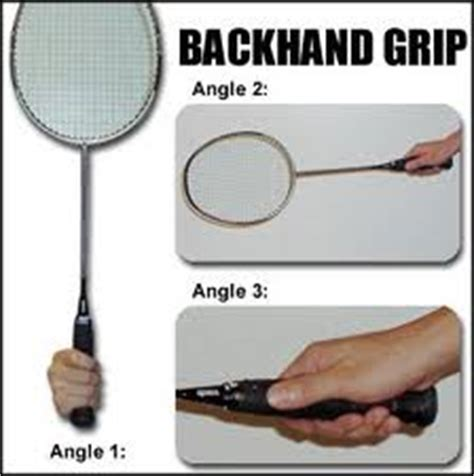 Jaring Bulu Tangkis Yonex kemahiran memegang raket badminton