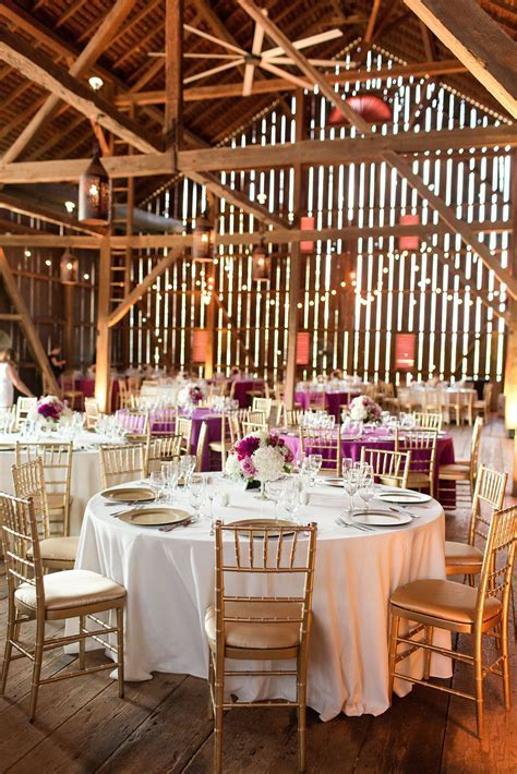 Barn wedding reception, rustic DC wedding venue, Outdoor