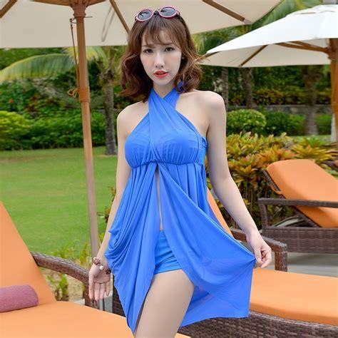 set tankini swimskirt modern tankini swimsuits 2015 skirt slim