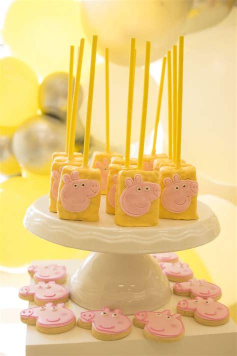 karas party ideas peppa pig birthday party karas party ideas
