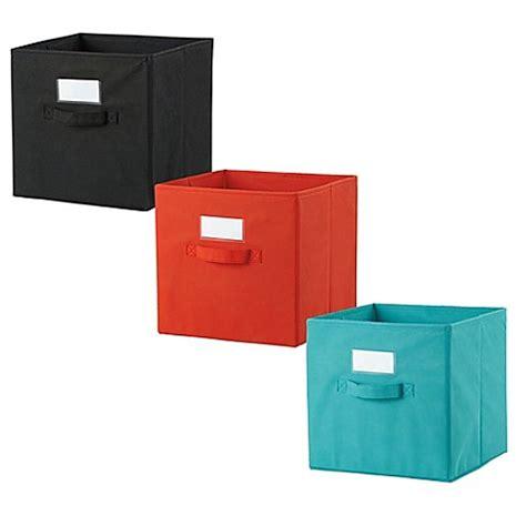 bed bath and beyond storage bins cube grid bins set of 2 bed bath beyond