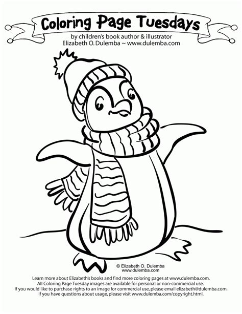 paolo the happy polar books penguin printable coloring pages coloring home