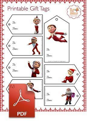 printable elf snot label 17 best images about printables on pinterest gift tags