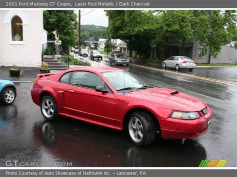 2001 mustang coupe laser metallic 2001 ford mustang gt coupe