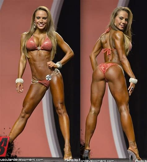 Beautiful Model Competition by 2012 Ifbb Olympia Chion Fitness Figure