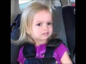 Little Girl Face Meme - little girl couldn t care less about disney land youtube