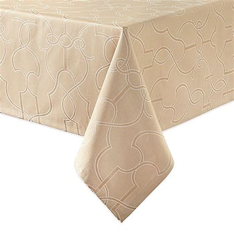 bed bath and beyond tablecloth waterford 174 linens marilla tablecloth bed bath beyond
