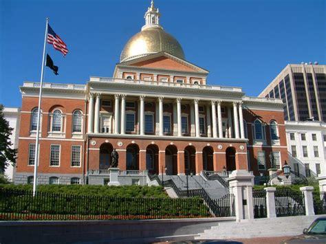 Massachusetts State House by Panoramio Photo Of Massachusetts State House