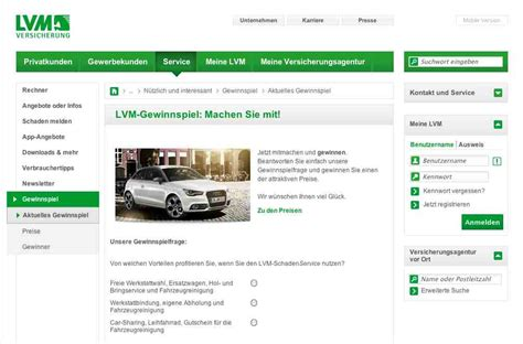 Audi Versicherung by Audi A1 Ipad Air Und Weitere Tolle Preise Beim Lvm
