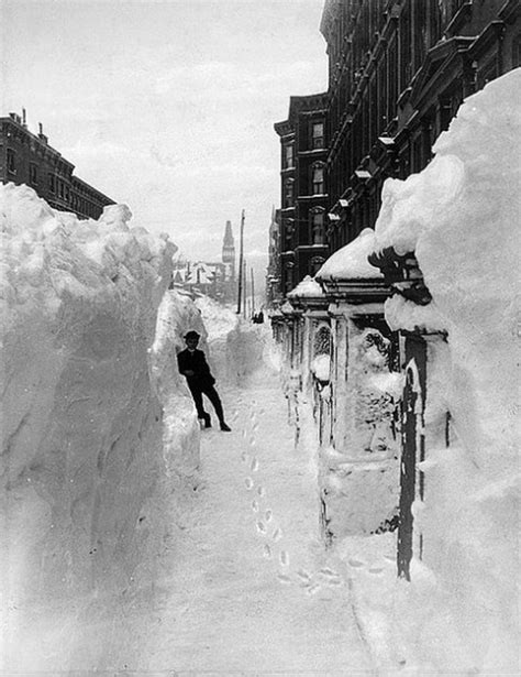 worst snowstorm in history the great blizzard of 1888 may have been the worst