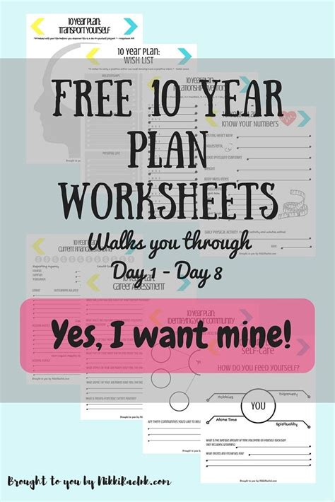 10 year plan template 25 unique 5 year plan ideas on budget plan