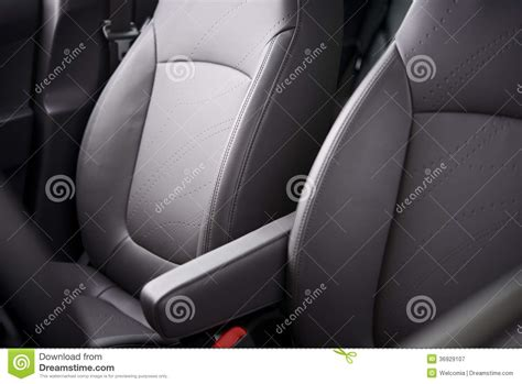 comfortable truck seats comfortable car seats royalty free stock photography