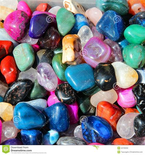colorful stones colorful stones stock photo image of abstract gemstones