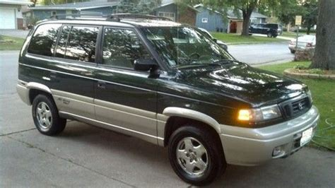 vehicle repair manual 1991 mazda mpv seat position control sell used 1998 mazda mpv lx all sport 4wd suv van low miles very good condition in bourbonnais