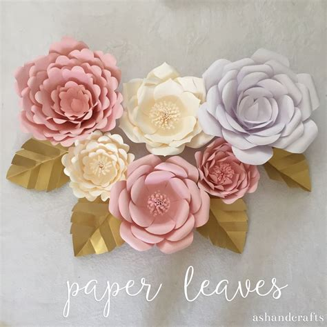 Of Flowers With Paper - 27 and easy to make paper flower projects you can make