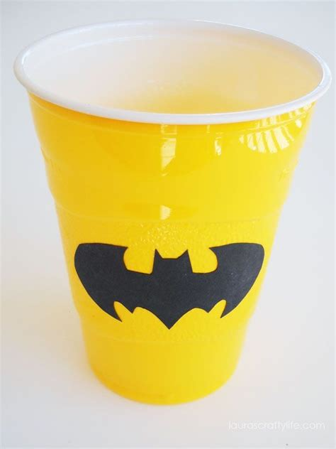 Decorating Plastic Cups by 1000 Images About Lego Batman On Lego