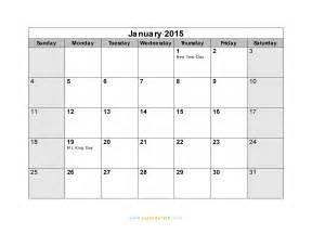 calendar template january 2015 calendar 2015 january new calendar template site