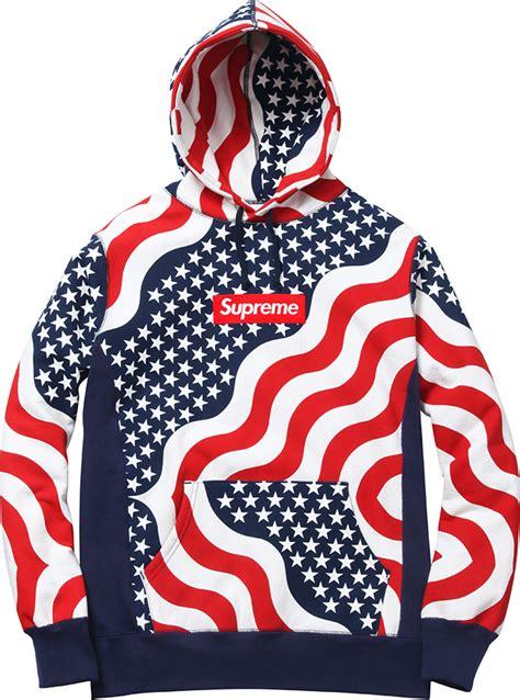 Dress Kaos Spandek Supreme Import 2 supreme f w 2014 box logo pullover hoodie flag large l le bain grey black cdg ebay