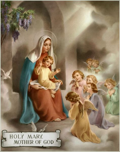 biography of mother mary hail mary through pictures holy mary mother of god my