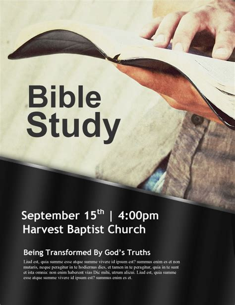 bible study flyer template free womens retreat church event flyer template flyer templates