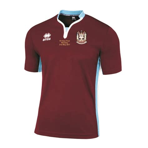 fa vase south shields fc errea shirt fa vase south shields fc