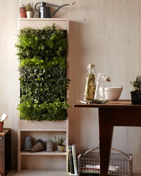 free standing vertical garden williams sonoma