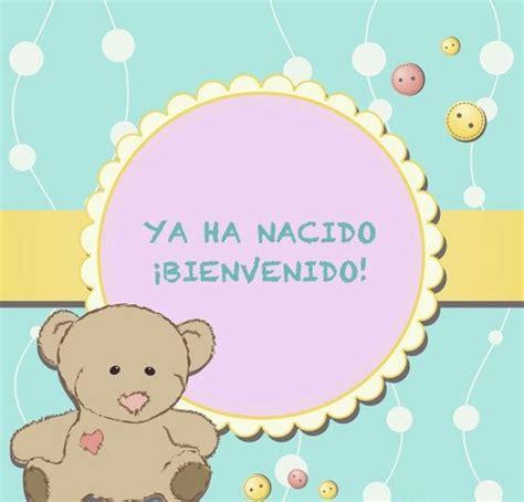 tarjeta para anunciar que ha nacido un ni o tarjetas para tarjetas de felicitaciones beb 233 s recien nacidos gratis