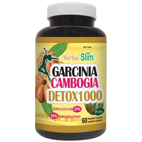 Garcinia Cambogia Detox 1000 Reviews herbal slim garcinia cambogia detox1000 chamjon