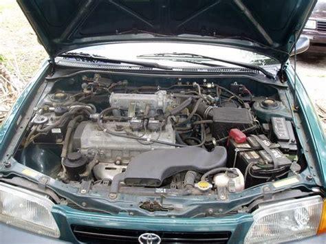 how do cars engines work 1996 toyota tercel interior lighting trueism 1997 toyota tercel specs photos modification info at cardomain