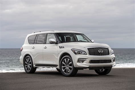 infinity new suv infiniti rolls out new sedan suv in chicago