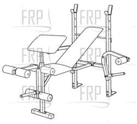 weider 140 weight bench weider 140 webe14060 fitness and exercise equipment