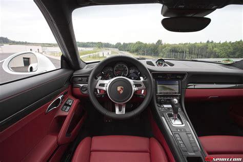 Porsche 991 Interior by Road Test 2014 Porsche 991 Turbo Turbo S Review