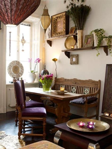 Bohemian Dining Room Decorating Ideas by 3708 Best Images About Bohemian Decor Style On