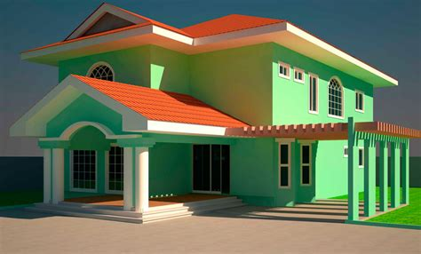 five bedroom houses house plans ghana 5 bedroom house plan in ghana for a 70