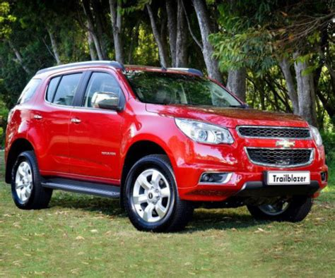 chevrolet trailblazer 2017 2017 chevrolet trailblazer release date specs and redesign