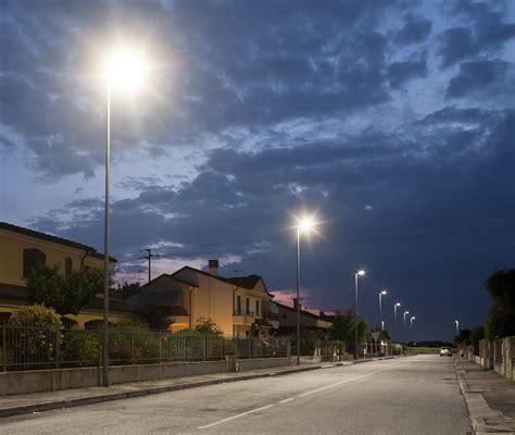 illuminazione stradale arianna spa sistemi di illuminazione stradale a led