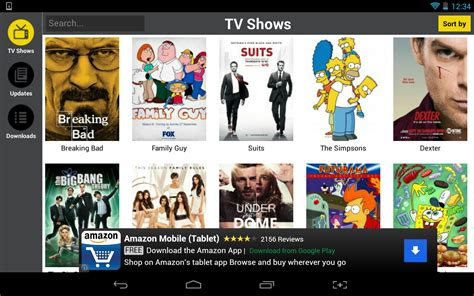 show box for android show box en espa 241 ol aplicaciones android