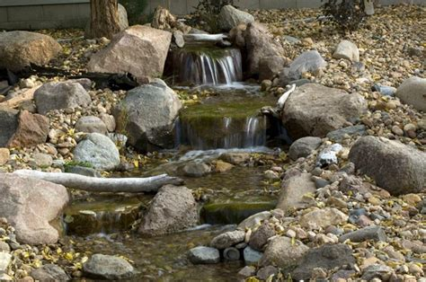 diy backyard ponds and waterfalls diy pond waterfall outdoortheme com