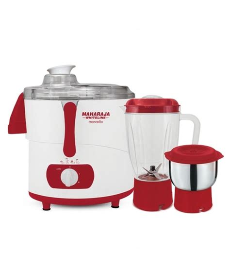 Mixer Juice maharaja whiteline marvello juicer mixer grinder juicer