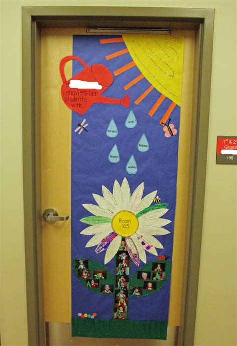 School Door Decorations door decoration teachinghelp org