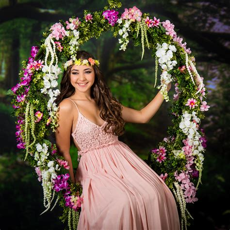 Quinceanera Photography by Fairytale Quinceanera Photography Sweet 15 Studio