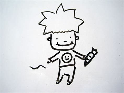 doodle boy doodle smile boy by esnalynn on deviantart