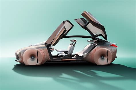 next vision bmw vision next 100 concept tomorrow s ultimate self