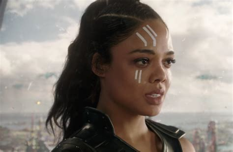 thor movie girl icymi new thor movie features tessa thompson in a race