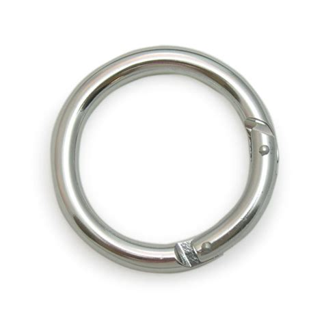 NorthPeak   Round Shape Carabiner Hooks   (60mm diameter)