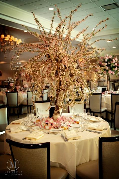 trees weeping willow and centerpieces on pinterest