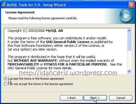 tutorial mysql di xp cara install mysql di windows xp langkah catatanku